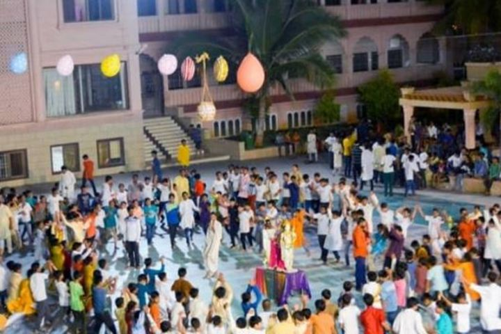 Shree Swaminarayan Gurukul School-Janmastami Celebrations