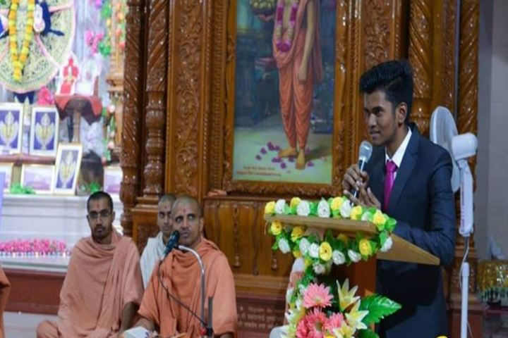 Shree Swaminarayan Gurukul School-Speech