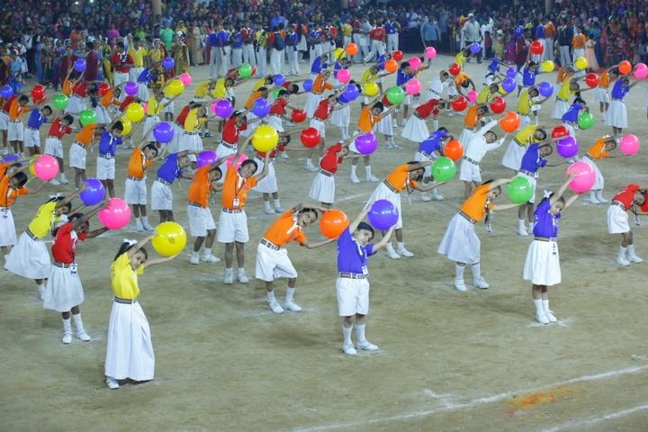 Shri Hanuman Vyayam Shala Public School-Annual Celebrations