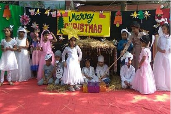 Sister Nivedita School-Chritmas Celebrations