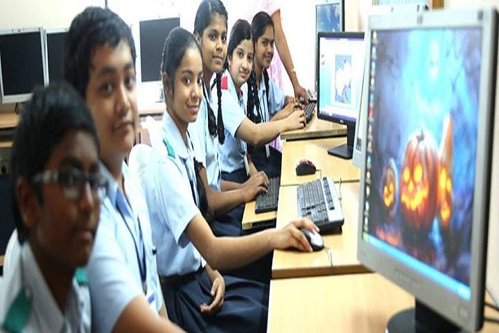 Sister Nivedita School-Computer Lab