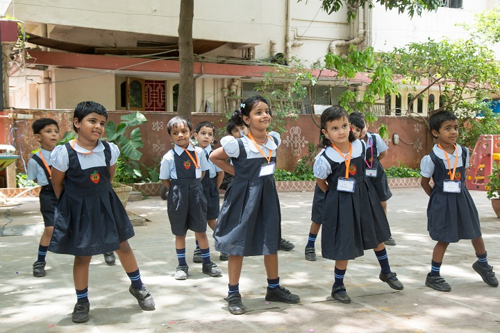 Sister Nivedita School-Dance