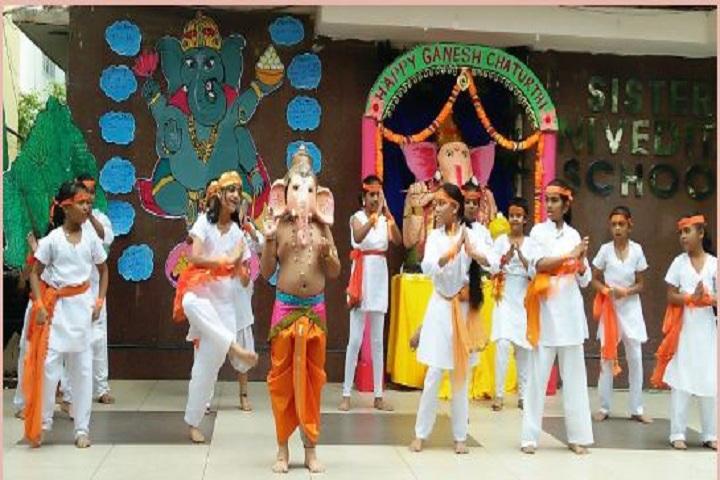 Sister Nivedita School-Festival Celebrations