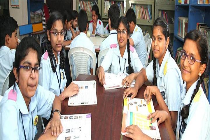 Sister Nivedita School-Library