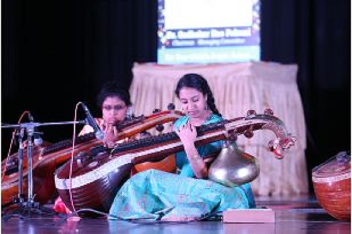 Sister Nivedita School-Music