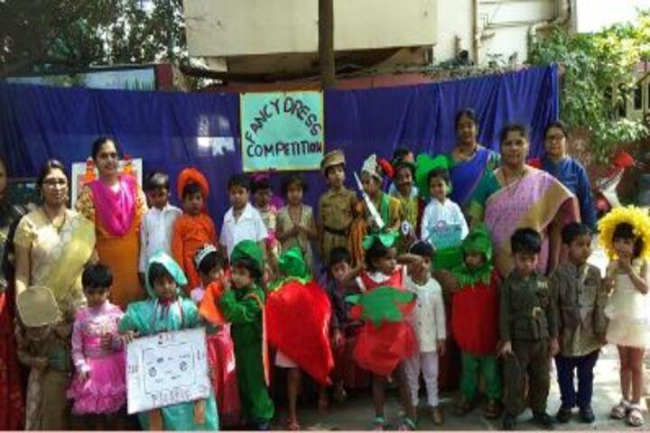 Sister Nivedita School-Fancy Dress Compitition