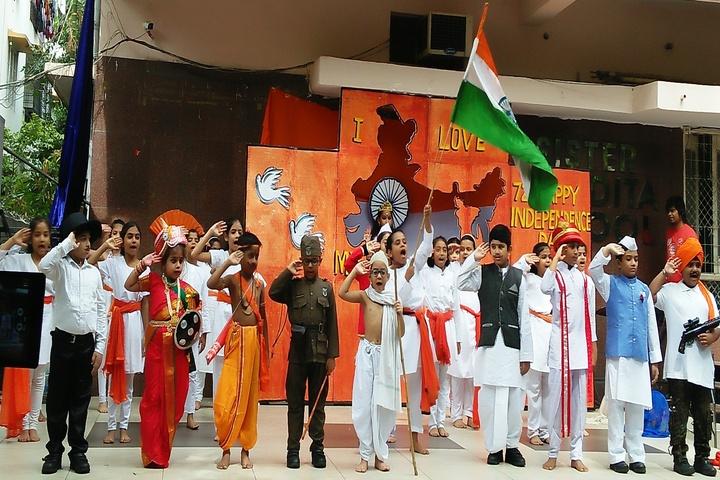Sister Nivedita School-Independence Day Celebrations