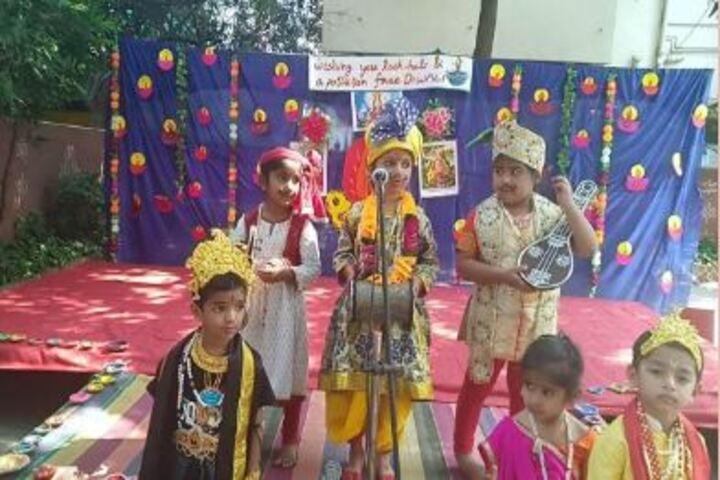 Sister Nivedita School-Krishna Jhanmastami Celebrations