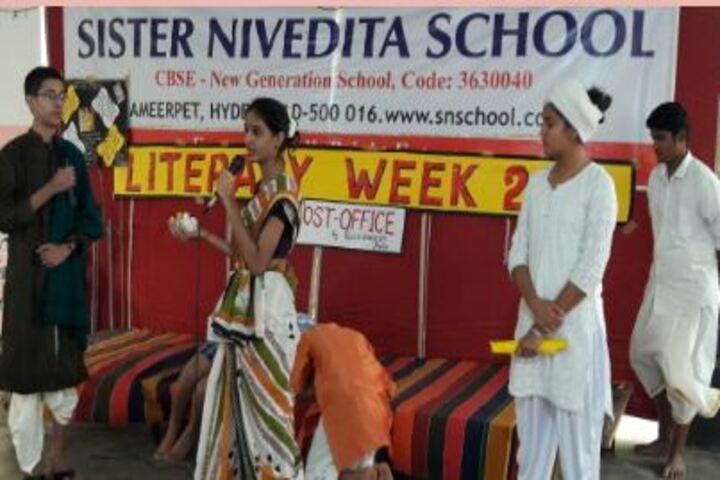 Sister Nivedita School-Skit