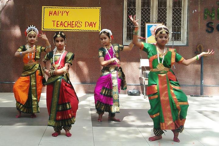 Sister Nivedita School-Teachers Day Celebrations