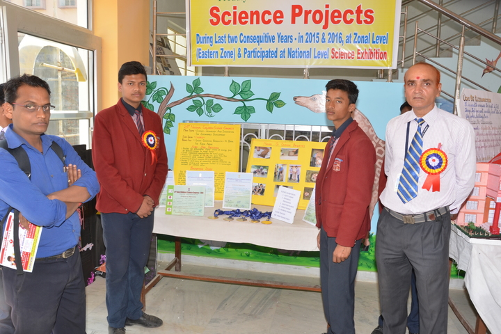 River Valley School-Projects