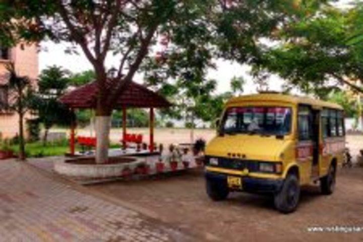 River Valley School-School Bus