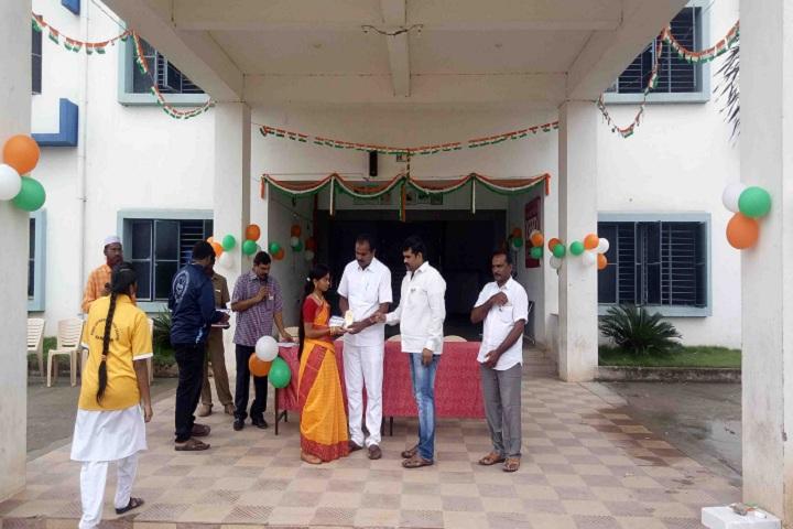 Sree Vidyanikethan High School-Events Independance Day Programme