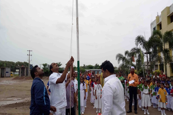 Sree Vidyanikethan High School-Events Independance Day