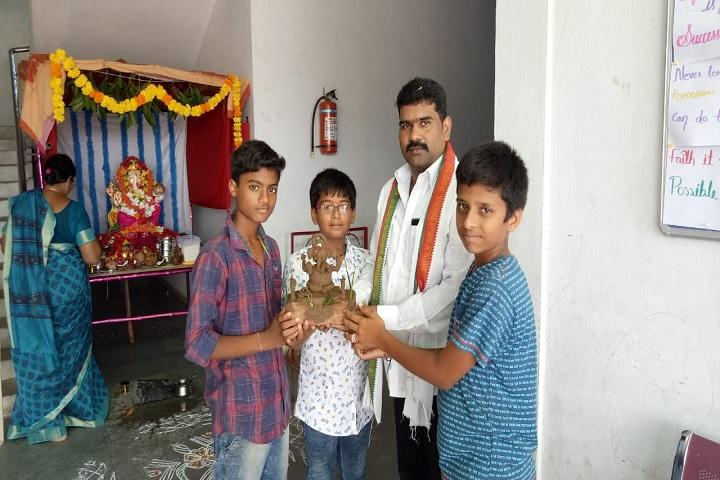 Sree Vidyanikethan High School-Others