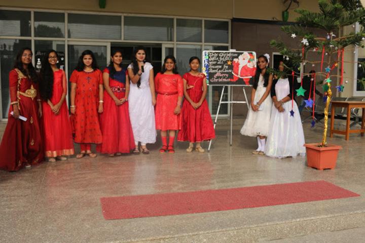 Sri Vamshidhar High School-Chritmas Carnival