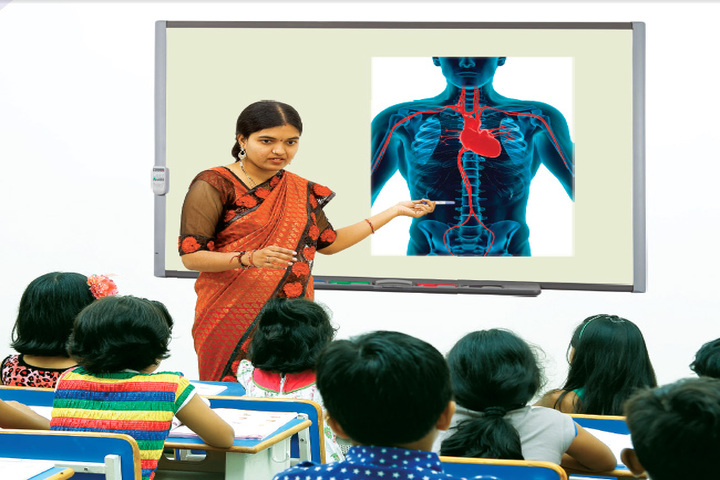 Sri Vamshidhar High School-Digital Class
