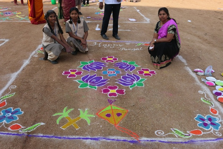 Sri Vamshidhar High School-Festival Celebrations