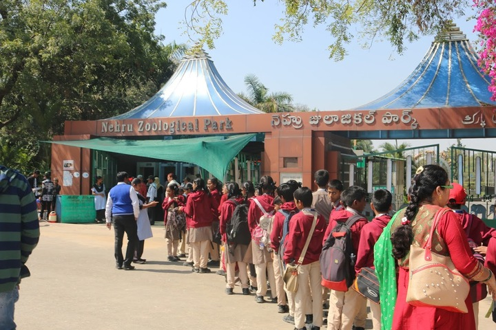 Sri Vamshidhar High School-Field Trip