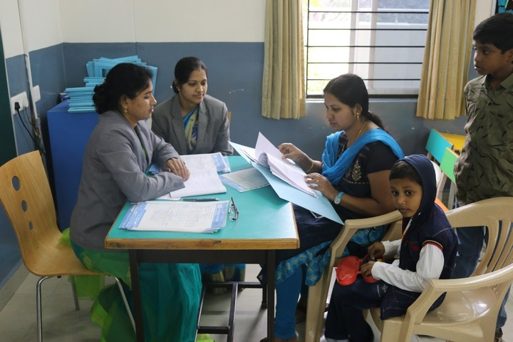 Sri Vamshidhar High School-Parents Seminar