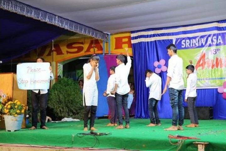Srinivasa Ramanujan High School-Annual Day