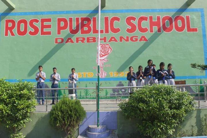 Rose Public School-School Prayer