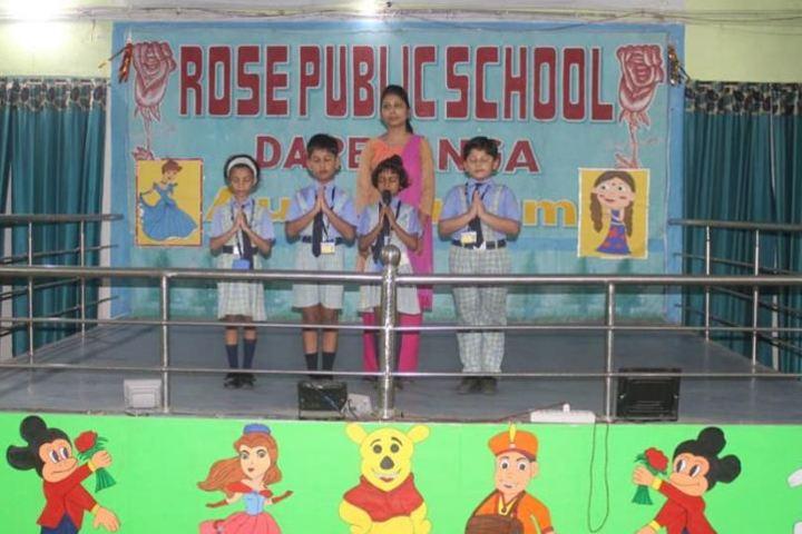 Rose Public School-Singing - Copy