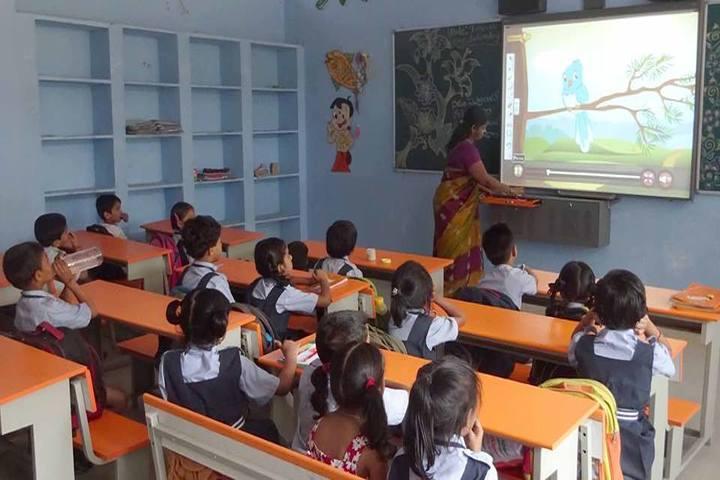 St Marys Vidyaniketan High School-Digital Classroom