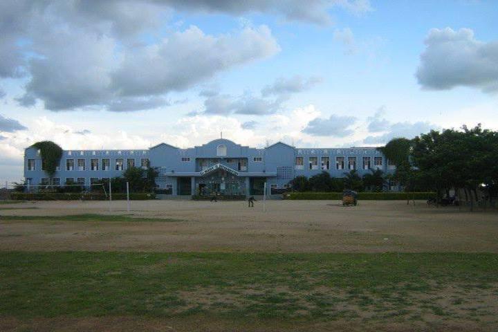 St Marys Vidyaniketan High School-School Building