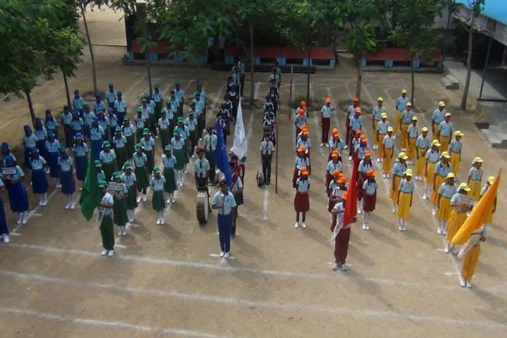 St Marys Vidyaniketan High School-Sports Meet