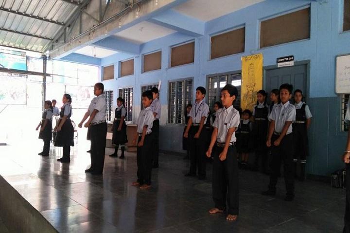 St Marys Vidyaniketan High School-Dance Room
