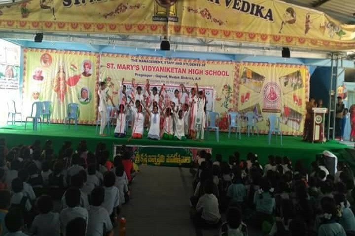 St Marys Vidyaniketan High School-Dance