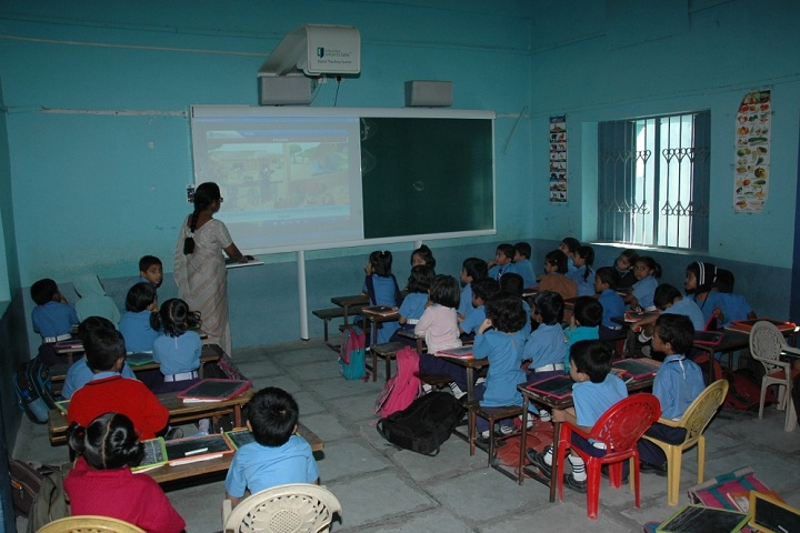St Peters Central Public School-Classroom Smart