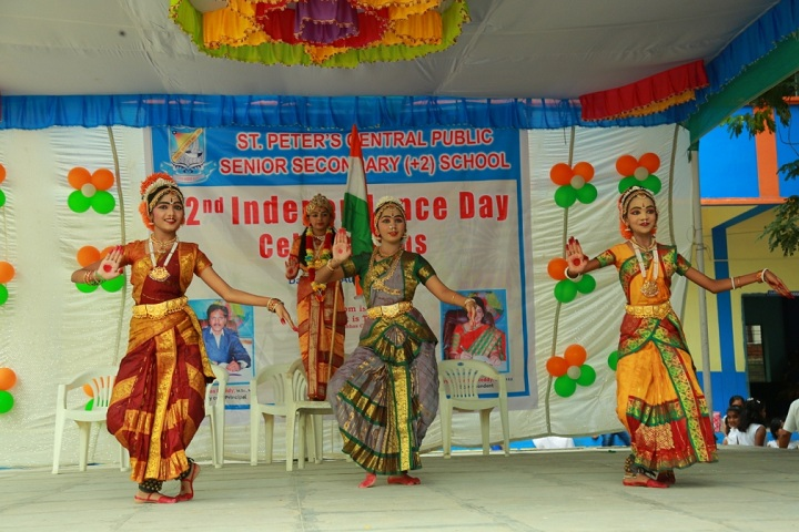 St Peters Central Public School-Events Independance Day Programme
