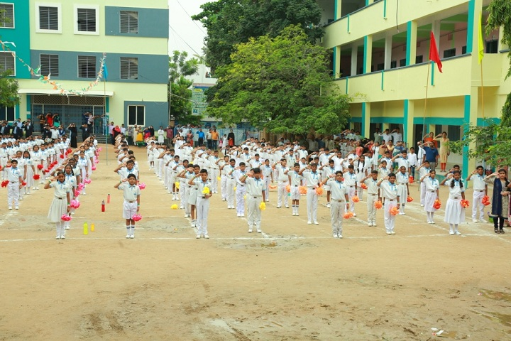 St Peters Central Public School-Events Independance Day