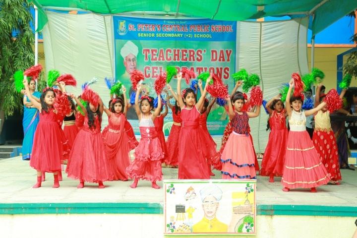 St Peters Central Public School-Events Teachers Day Celebration