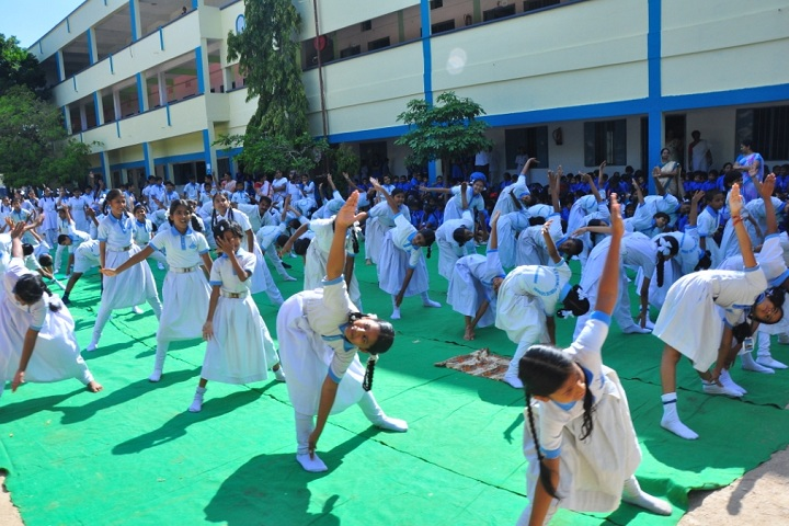 St Peters Central Public School-Others Yoga