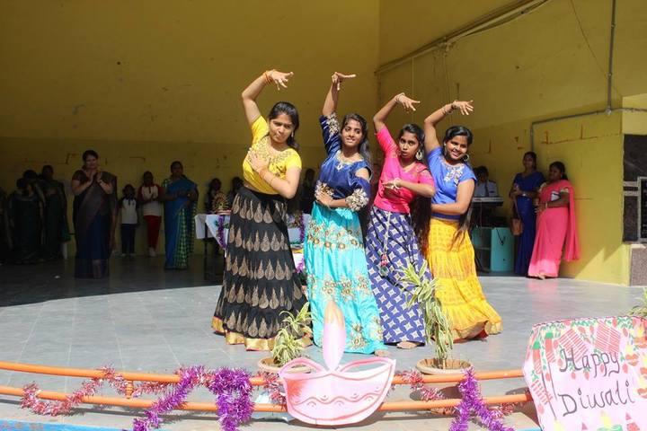 St Martins High School-Dance