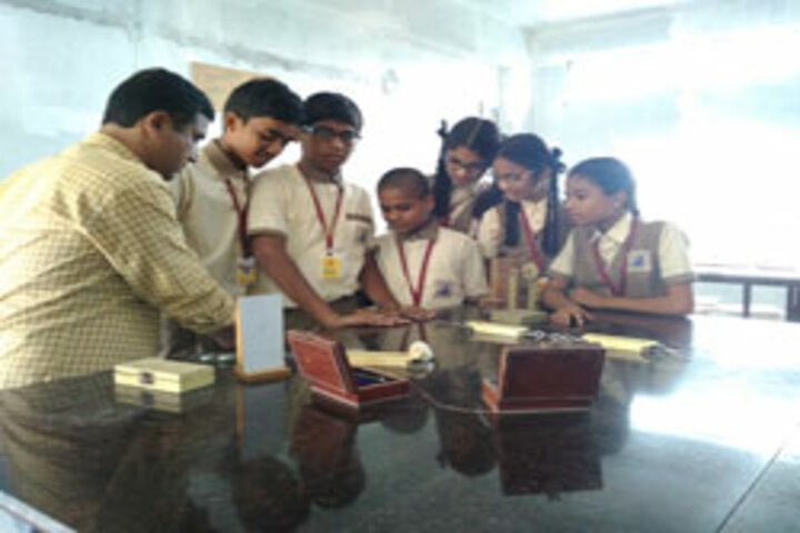 St Peters Edu School-Biology Lab