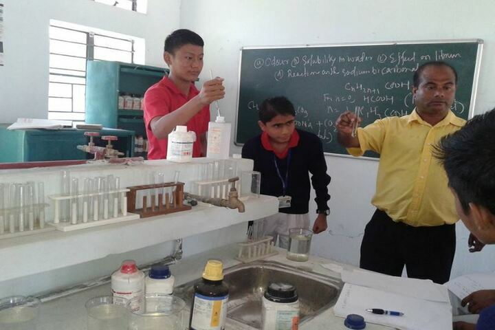 St Peters Edu School-Laboratory