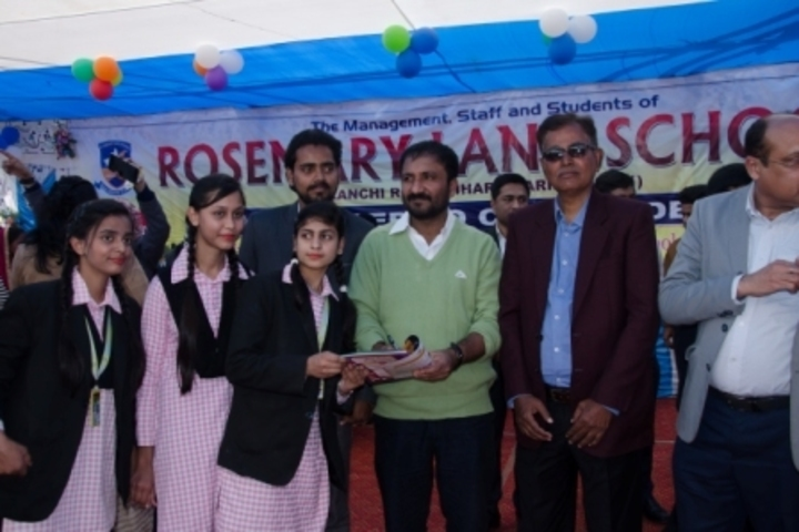 Rosemary Land School-Achievements
