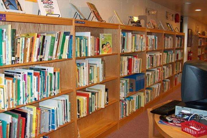 St  Agnes High School-Library
