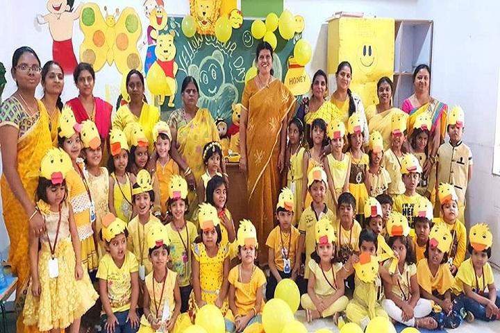 St Martins High School-Yellow-Day