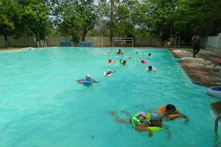 Suchitra Academy-Swimming Pool