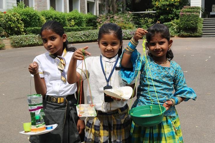 Sunflower Vedic School-Activity