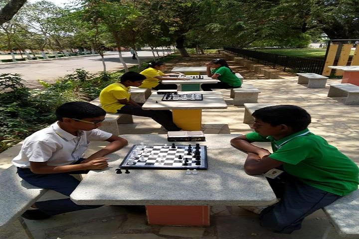 Sunflower Vedic School-Games