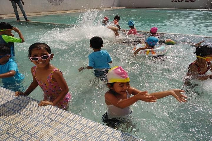 Sunflower Vedic School-Swimming Pool