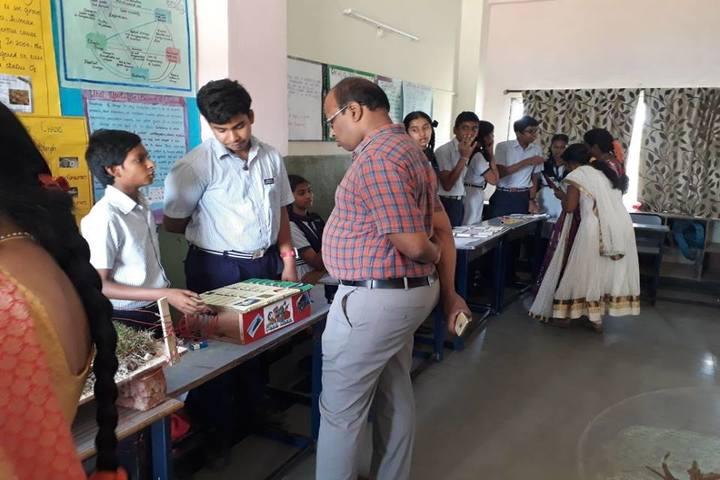 Tejasvi Vidyaranya-Exhibition