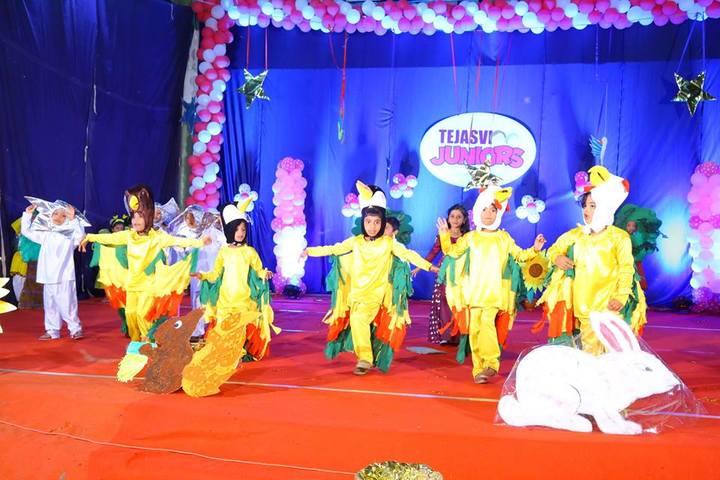 Tejasvi Vidyaranya-Junior Activity