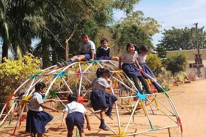 Tejasvi Vidyaranya-Play Area